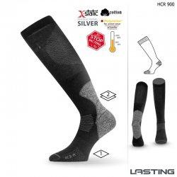 LASTING ponožky hokejové dlouhé HCR 900 černá 6fdb362e52